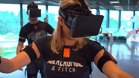 Knightmare-style VR system combines Oculus Rift with motion capture - Tech Advisor   Immersive Virtual Reality   Scoop.it
