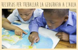 Recursos per treballar la geografia a l'aula | Posts d'Educació i les TIC | Scoop.it