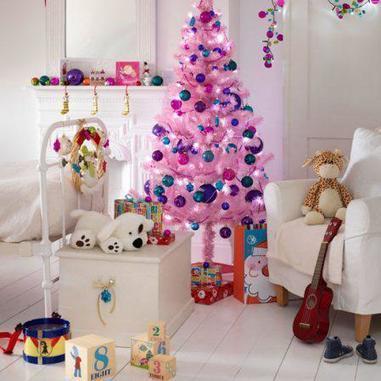 Decorating Mid Century Modern Home Christmas De