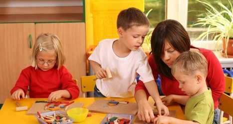 Des espaces collaboratifs à l'école, quel impact pour l'entreprise ? | Aménagement des espaces de vie | Scoop.it