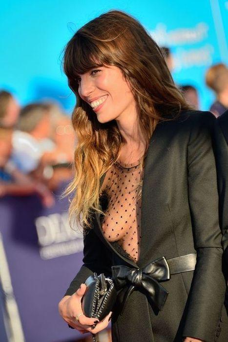 Photos : Lou Doillon seins nus au 39ème Festival de Deauville   Radio Planète-Eléa   Scoop.it