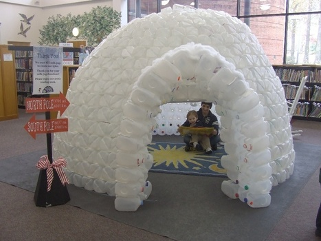 City of Germantown : City News : Visit the Igloo at Germantown Community Library | Tennessee Libraries | Scoop.it