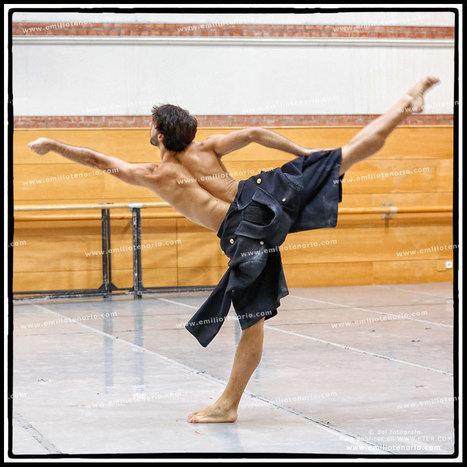 Eter.com Danza - Sede de la CND - Ensayo de Sub (Coreografía de Itzik Galili) | Terpsicore. Danza. | Scoop.it