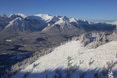 Lake Louise Ski Area Long-Range Plan : Parcs Canada annonce le plan à long terme de la station de ski Lake Louise