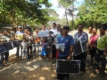 Oaxaca: Fotovoltaica para familias rurales - | Renewables Mexico | Scoop.it