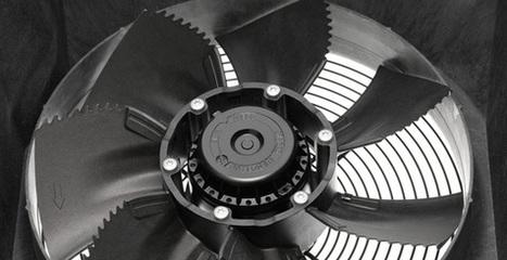 Big Idea Small Compressor Silent Fan Inspired By Nature