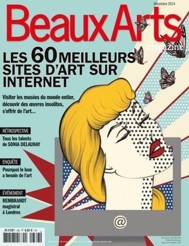 Le magazine Beaux-Arts partage son top 10 mondial des sites web muséaux et patrimoniaux | Culture & Entertainment - Digital Marketing | Scoop.it