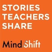 A Podcast About Teachers : 'Stories Teachers Share' | Technologies in the Elementary Classroom | Scoop.it