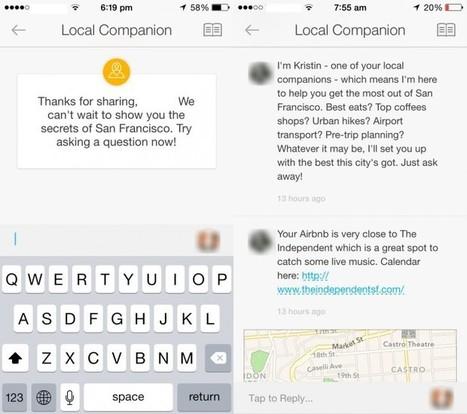 Airbnb concurrence la conciergerie - Etourisme.info | Tipkin | Scoop.it