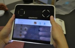 First See-Through Tablet Changes the Way You Type | Smartphone, Tablet & TechGadget | Scoop.it