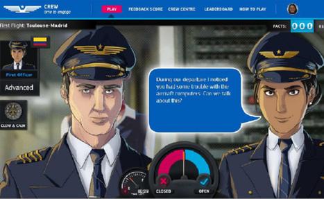 Gamification : Amadeus développe Crew, un nouvel outil de formation | E-tourisme et communication | Scoop.it