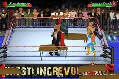Wrestling Revolution 2d Download, How to download Wrestling