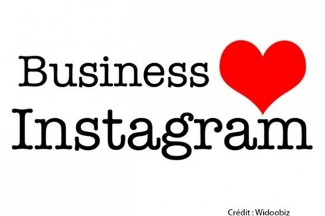 Entrepreneurs : vous ne pouvez plus ignorer Instagram | Widoobiz | Check ! | Scoop.it