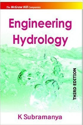 engineering hydrology book by k subramanya free rh scoop it Agricultural Engineering engineering hydrology k subramanya solution manual pdf