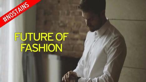 New 'magic' shirt claims to repel sweat, never stain and never smell | News we like | Scoop.it