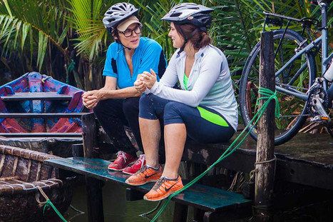 For the Luxury Travel Industry, Biking Is the New Golf | Hospitality Marketing for Innkeepers | Scoop.it