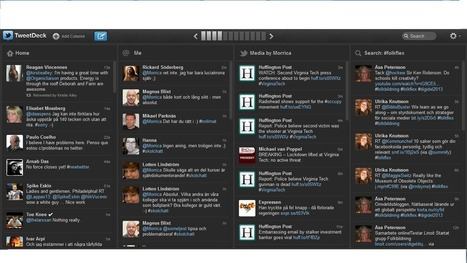 Twitterskolan – del 2 - re:flex | Skolebibliotek | Scoop.it