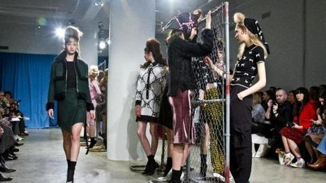 NY Fashion Week: Wu offers 'grown-up' clothes; Rosie in red - Yahoo News UK | CLOVER ENTERPRISES ''THE ENTERTAINMENT OF CHOICE'' | Scoop.it