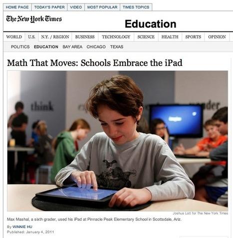 Conectar iPad a la Pizarra Digital Interactiva PDI   Escuela y Web 2.0.   Scoop.it