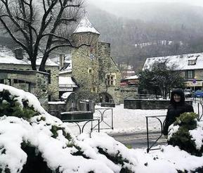 Enfin le premier épisode neigeux | Saint-Lary | Scoop.it
