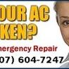 Air Conditioner Fan Motor Repair