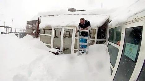 Piau : la planète neige | PIAU-ENGALY Animation | Scoop.it