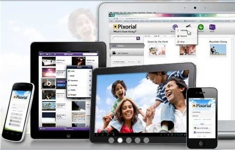 Pixorial - Easiest Video Creation and Sharing Platform | Education Library and More | Scoop.it