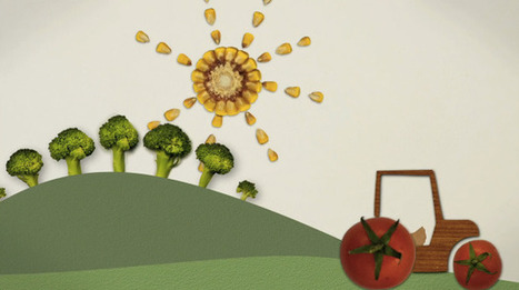 Michael Pollan's Food Rules Animated in Stop-Motion | Stop motion | Scoop.it