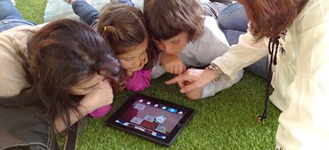 Consejos para un servicio de recomendación de apps en la biblioteca infantil | #Biblioteca, educación y nuevas tecnologías | Scoop.it