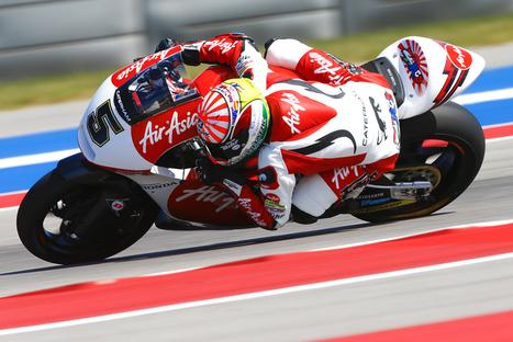 Moto2 Frenchman Zarco quickest again in secon