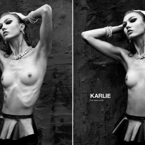 Karlie Kloss's Ribs Were Photoshopped – But Airbrushing Isn't the Only Problem | Artinfo | Photography and society | Scoop.it