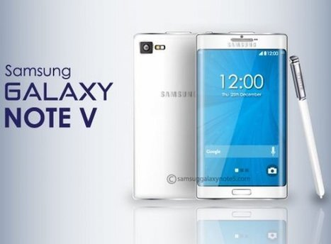 Samsung Will Start Selling The Galaxy Note 5 In