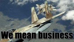Iran, Beware! Israeli Air Strike Inside Syria Was NOT A One Hit Wonder | News From Stirring Trouble Internationally | Scoop.it