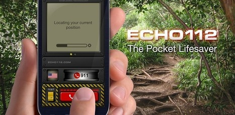 echo112 - the Pocket Lifesaver - Applications Android sur GooglePlay | Android Apps | Scoop.it