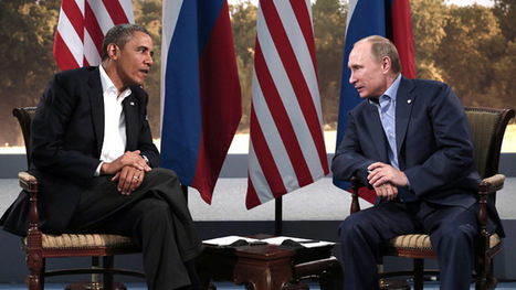 Putin and Obama Agree to Push Both Sides in Syrian Conflict to Geneva Talks   THE  SPOT   Scoop.it