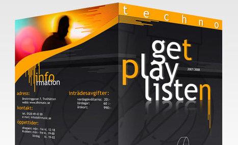 10 Creative Brochure Designs for Inspiration|Insic Designs | Graphic Design, Marketing, Business, Web Design | Scoop.it