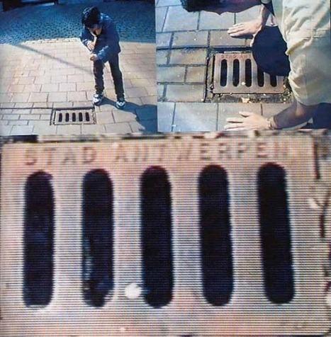 christine clinckx underground sound installation in the gutter antwerp   DESARTSONNANTS - CRÉATION SONORE ET ENVIRONNEMENT - ENVIRONMENTAL SOUND ART - PAYSAGES ET ECOLOGIE SONORE   Scoop.it