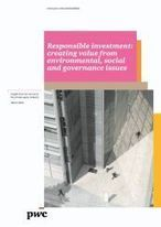 Responsible investment: Creating value from environmental, social and governance issues | Behavioral Economics | Scoop.it