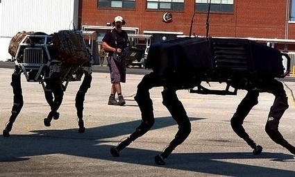 Robohub: The use of robots in warfare   How will robotics change lives in the near future   Scoop.it