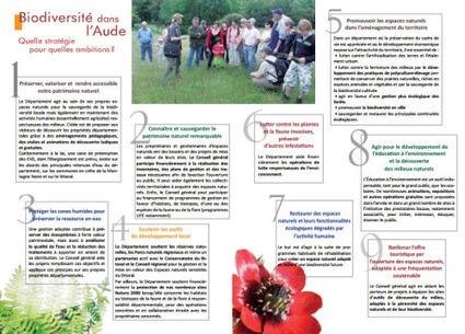 La biodiversité au service d'une expérience écotouristique dans les Parcs naturels | Ecotourisme Landes de Gascogne | Scoop.it