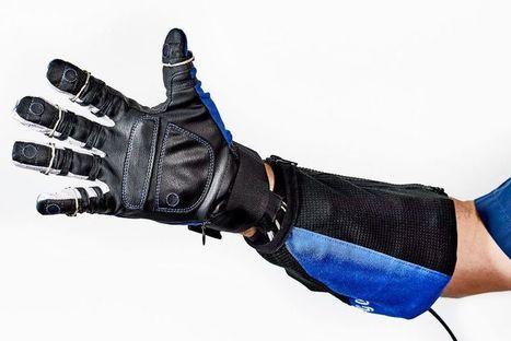 Les salariés d'Airbus auront bientôt plus de force grâce à un gant robotique | Innovation et technologie | Scoop.it