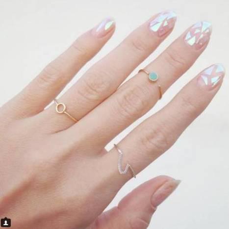 Glass Nails : la nouvelle tendance venue de Corée ! | Blog Paris - Séoul | Scoop.it