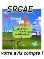 Développement durable@UHP » Archives du Blog » Le projet de Schéma Régional du Climat, de l'Air et de l'Energie en Lorraine est consultable ! | Bio alimentation | Scoop.it