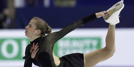 Patinage artistique: Carolina Kostner bientôt de retour | Patinage artistique | Scoop.it