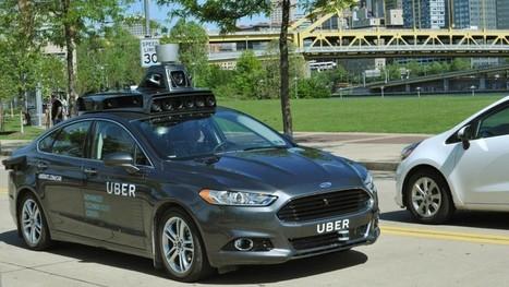 Uber enregistre une perte de plus de800 millions de dollars au troisième trimestre | Pôle Régional Numérique | Scoop.it