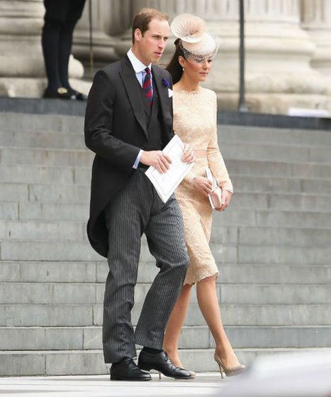 Biggest Fashion Triumphs 2012: Kate Middleton In St Pauls | Ibiza Rome | Scoop.it
