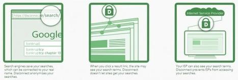 Disconnect Search permet d'anonymiser les moteurs de recherche | Outils et  innovations pour mieux trouver, gérer et diffuser l'information | Scoop.it