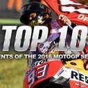 Top 10 Moments of the 2016 MotoGP Season | California Flat Track Association (CFTA) | Scoop.it