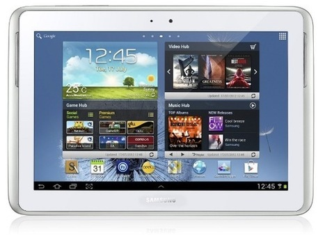 Samsung Galaxy Note 800 Review: Can It Make A Difference In The Tablet World? | Tech Buzz | Scoop.it
