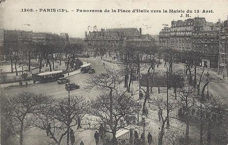 1860 - De la Porte à la Place d'Italie | Paris Unplugged | Scoop.it